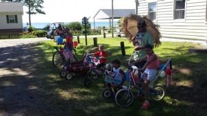 Bike Parade 2014 1